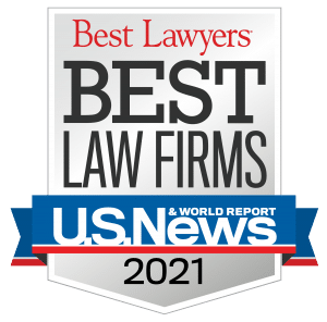 Best Lawyers Best Law Firms 2021 - Edgcomb Law Group, LLP